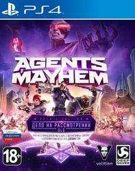 Игра Agents of Mayhem Retail Edition (PS4)