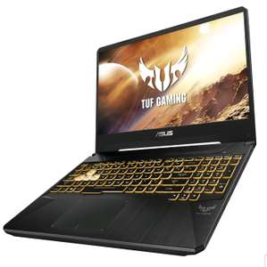 """Ноутбук ASUS TUF Gaming FX505DT-WB72, 15.6"""" Full HD IPS-Type, AMD Ryzen 7 R7-3750H, GeForce GTX 1650, 8GB DDR4, 256GB PCIe SSD, W10 H"""