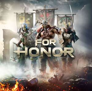 For Honor - Starter Edition БЕСПЛАТНО в Steam с 22 по 27 августа