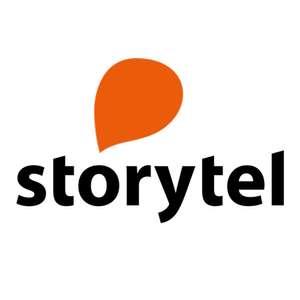 Бесплатный месяц прослушивания аудиокниг в Storytel для новых пользователей