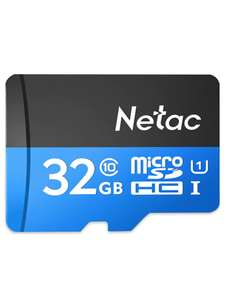 Карта памяти Micro SD Netac P500 32GB за 4.4$