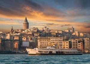 Билеты Москва-Стамбул (туда-обратно)