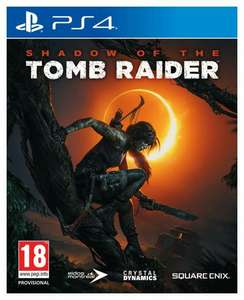 [PS4] Shadow of the Tomb Raider