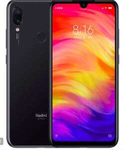 Xiaomi Redmi Note 7 4/64 black