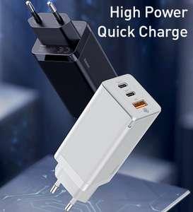 Блок питания Baseus GaN 65W USB Charger (личный опыт)
