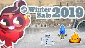 Зимняя распродажа в Steam (например TOMB RAIDER COLLECTION)