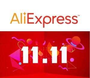 Сводка AliExpress КОДОВ для всего (действует от 11.11.2019)