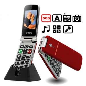 Телефон ArtFone CF241A ( Бабушкофон )
