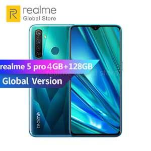Смартфон Realme 5 pro (4+128gb глобалка) за 177.99$