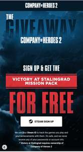 Free DLC - Company of Heroes 2: Victory at Stalingrad Mission Pack