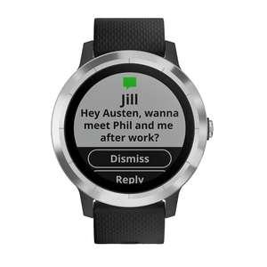 Часы Garmin Vivoactive 3 Silicone