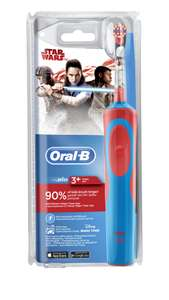 "Braun Oral-B Stages Power D12K ""StarWars"" детская электрическая зубная щетка"