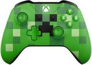 Геймпад Xbox One Microsoft Minecraft Creeper (WL3-00057)