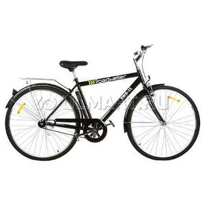 Велосипед Roadweller RWB-11, рама 20, 1 скорость, мужской, черный