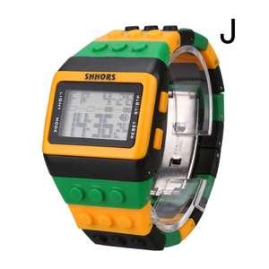 Цифровые наручные часы MR (цвет - унисекс)