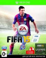 [XBOX ONE] FIFA 15 (не все города)