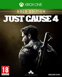 [Xbox One] Just Cause 4 - Золотое Издание
