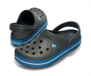 Скидки в Crocs до 50% +10% от двух пар в корзине