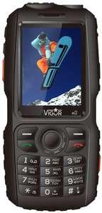 Телефон Wigor H2 DS Black