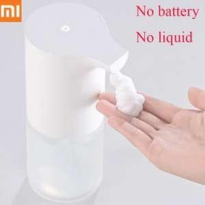 Автоматический дозатор мыла Xiaomi Mijia за $14.99