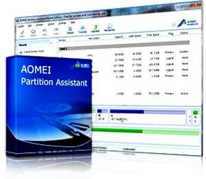 AOMEI Partition Assistant Pro 8.5 – бесплатная лицензия