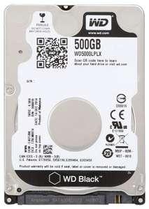 "Жесткий диск HDD WD Black 500GB 2.5"""