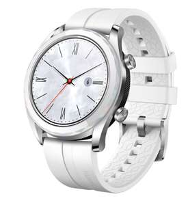 Huawei Watch GT Elegant White (при покупке 2 шт)