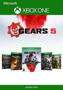 [Xbox One] Gears 5: Bundle Pack