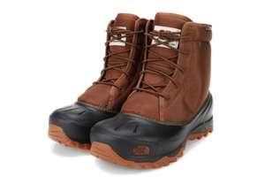 Ботинки утепленные North Face tsumoru мужские и женские (в описании)