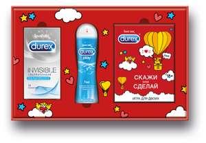 Durex Подарочный набор Holiday box cards