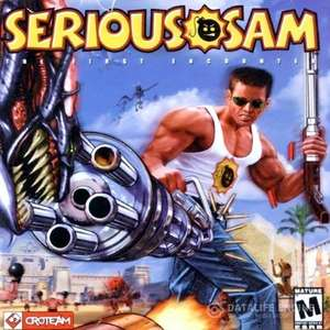 Serious Sam Classic: The First Encounter и The Second Encounter по 19₽