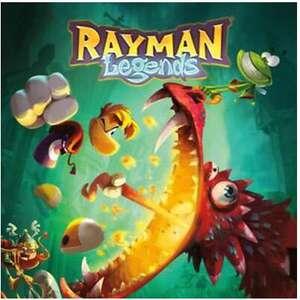 [PC] Rayman Legends бесплатно