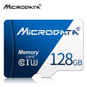 MicroSD карты памяти Microdata (напр. 128 Гб)