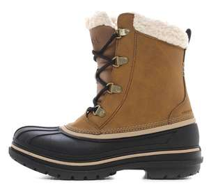 Crocs ботинки зимние