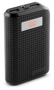 Внешний аккумулятор Gmini Carbon Series GM-PB-80TC Black , 7800mAh