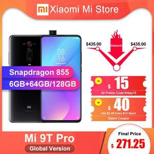 [29.11] Xiaomi Mi 9T Pro 6/128 Gb (Глобальная версия)