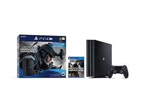 PS4 PRO 1TB + Call of Duty: Modern Warfare (прямая доставка)