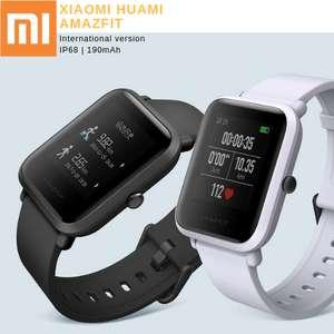 Умные часы Xiaomi Huami Amazfit за $51.99