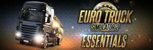 Набор EURO TRUCK SIMULATOR 2 ESSENTIALS (-75%)