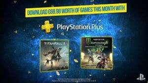 Playstation Plus - бесплатные игры декабря 2019 по подписке: TitanFall 2 и Monster Energy Supercross