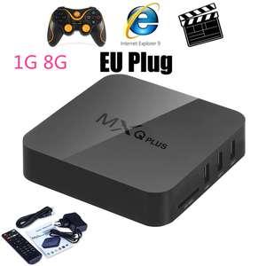 TV приставка MXQ Plus за $13.66 (Amlogic S905, Android 5.1, Kodi 15.2)