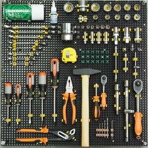50% скидка на отличную систему хранения инструмента ToolBoard