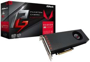 Видеокарта ASRock Radeon RX Vega 56 PHANTOM GAMING X 8.0 GB Enthusiast