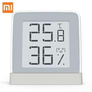 Термометр Xiaomi Miaomiaoce с E-Ink экраном за $8.9