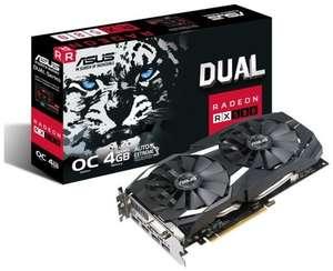Видеокарта Asus Radeon RX 580 4.0 GB