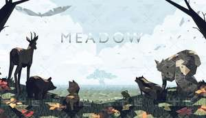Meadow and The Tiny Bang Story FREE (HB)