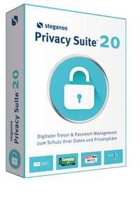 Бесплатно Steganos Privacy Suite 20 - защита личных данных и конфиденциальность