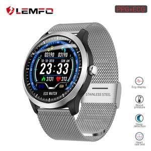 Умные часы Lemfo N58 с Экг