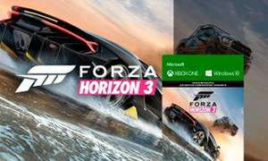 Forza Horizon 3 Xbox One, PC