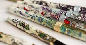 Cross Ручка перьевая Botanica